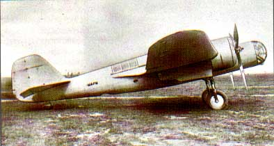 Tupolev SB (1936-1941)
