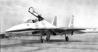 Сухой СУ-30 (1991)