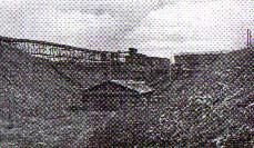 Ленский горный округ. Нижний прииск. Электростанция № 5. Карточка издания до 1917 г.